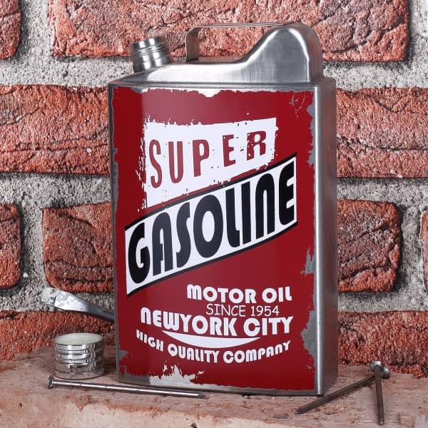 Flachmann - Super Gasoline