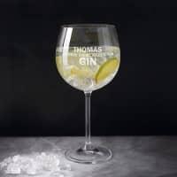 Ginglas - Am Ende ergibt alles einen Gin