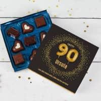 Happy 90 - Lindt Pralinen zum 90. Geburtstag, 100g