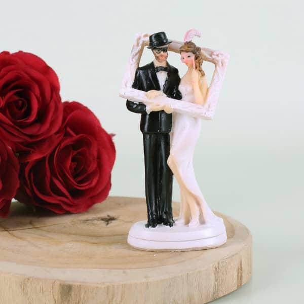 Hochzeitsfigur Photo Booth