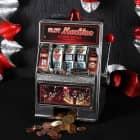 Spardose Spielautomat mit Klingel und Licht