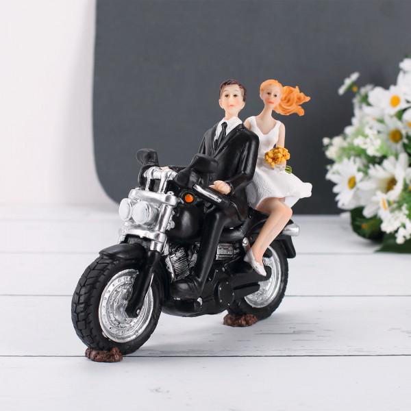 Hochzeit geschenk motorrad