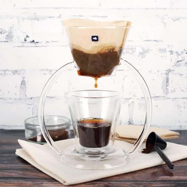 Leonardo Kaffeebereiter