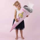 Ballerina-Schultüte für Mädchen mit Wunschname
