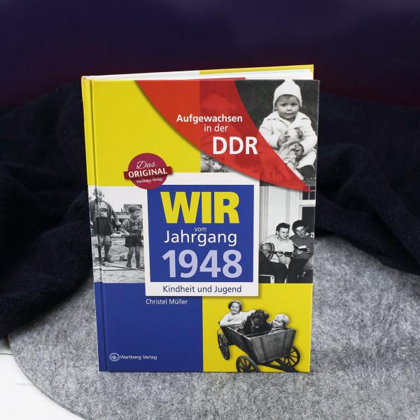 Jahrgangsbuch 1948 Aufgewachsen in der DDR