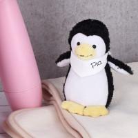 Niedlicher Kuschel-Pinguin mit Halstuch