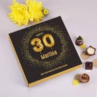 Happy 30 - Lindt Pralinen zum 30. Geburtstag, 100g