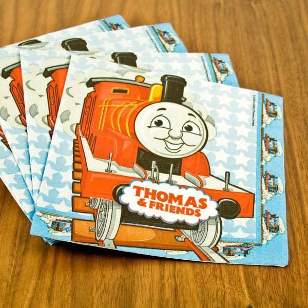Servietten Thomas und seine Freunde