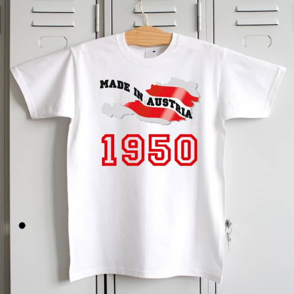 T-Shirt Made in Austria