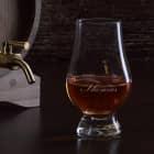 graviertes Whiskyglas Glencairn mit Wunschname