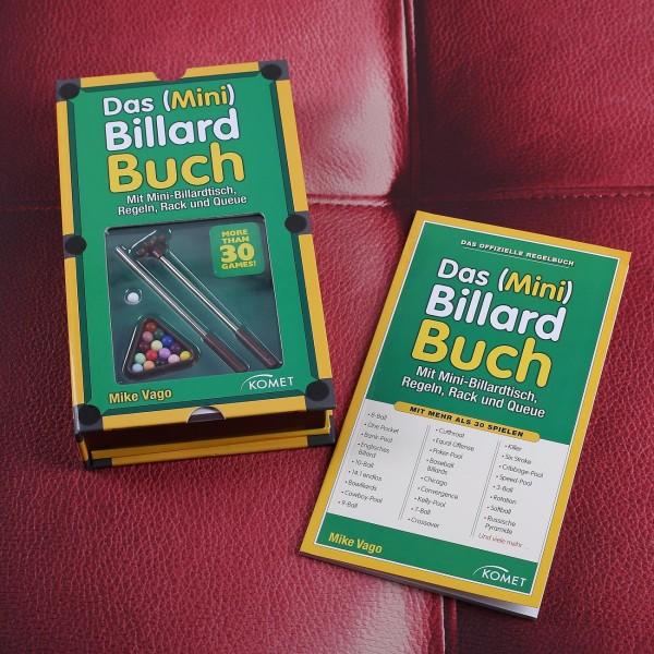 Das Mini Billardbuch