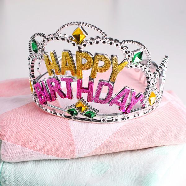 Party Krone zum Geburtstag