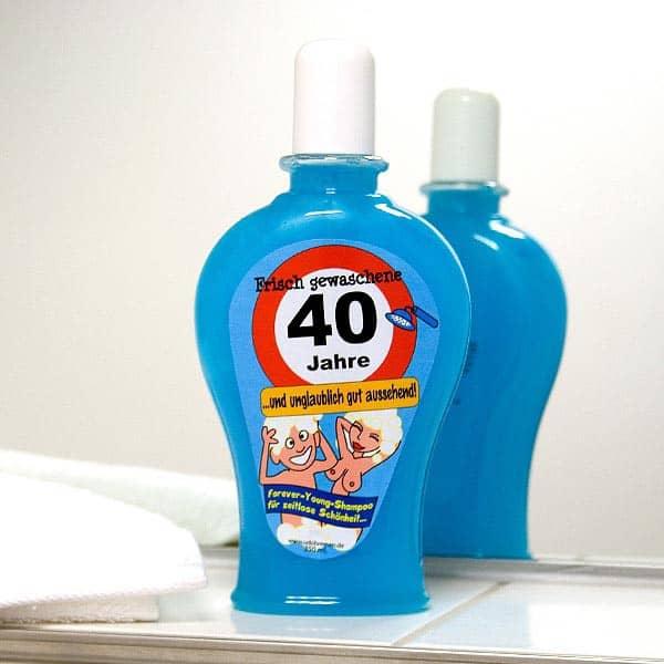 Shampoo Frisch gewaschene 40 (blau)