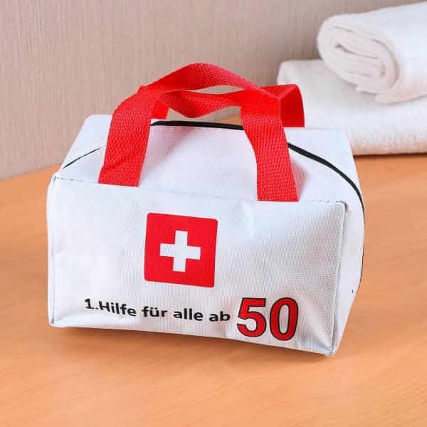 kleine tasche f r die erste hilfe ab 50. Black Bedroom Furniture Sets. Home Design Ideas