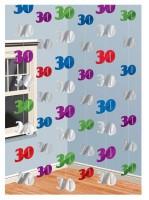 6 Deckenhänger 30