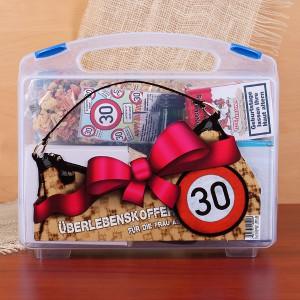 geschenkideen zum 30ten