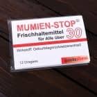 Kaugummi - Mumienstop zum 30. Geburtstag