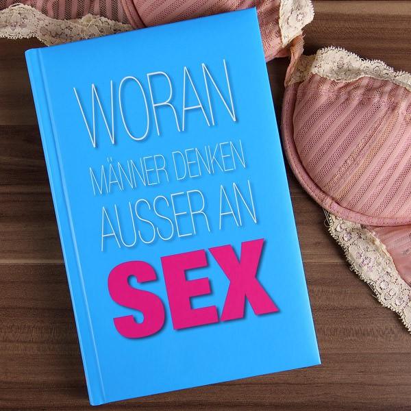 Buch - Woran Männer denken, außer am Sex