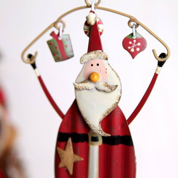 Christbaumschmuck – Weihnachtsmann