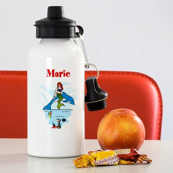 Trinkflasche Kleine Meerjungfrau