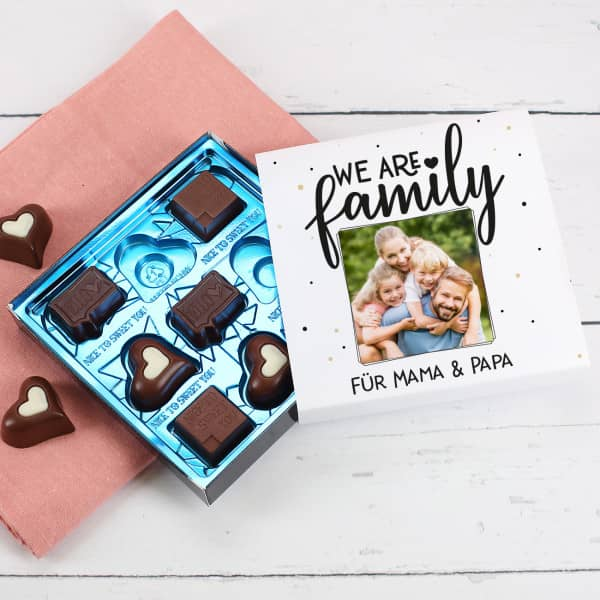 LIndt Pralinen - We are family