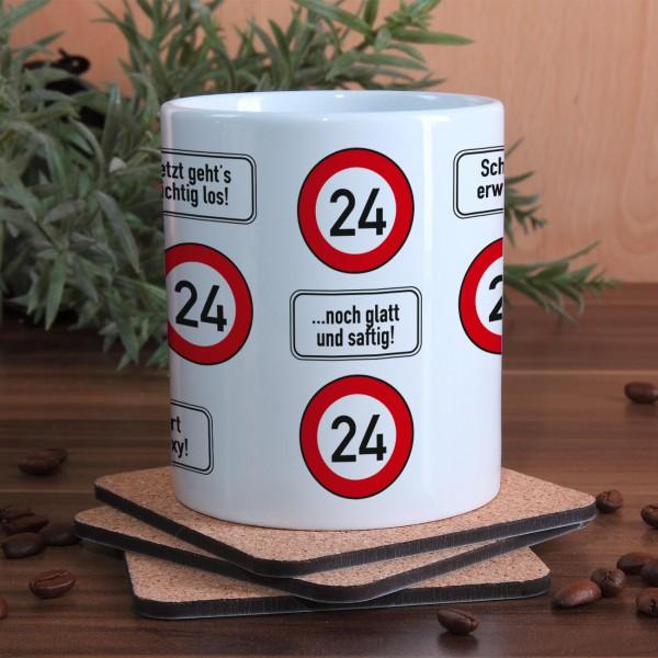 Alles Gute zum 24. Geburtstag