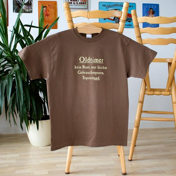 T-Shirt: Oldtimer