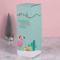 Flamazing Christmas - Geschenkverpackung mit Wunschname