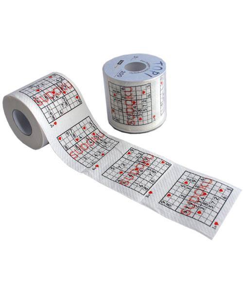 Klopapier - Sudoku