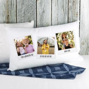 Kissen mit Fotos bedruckt