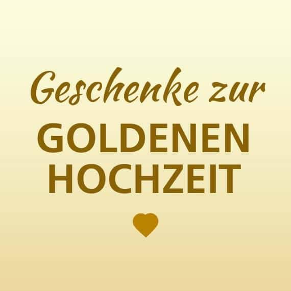 Hochzeitsgeschenke geschenkideen zur hochzeit for Dekoration zur goldenen hochzeit